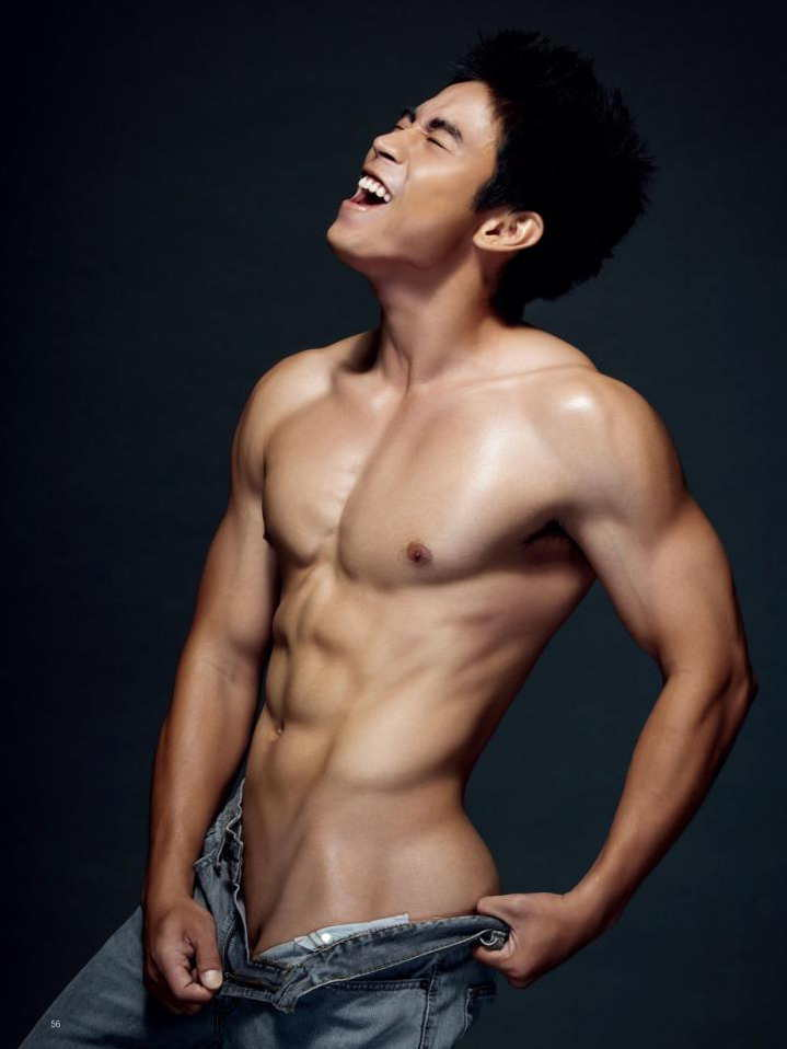 ass male Thai nude