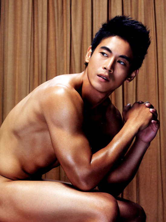 Male model