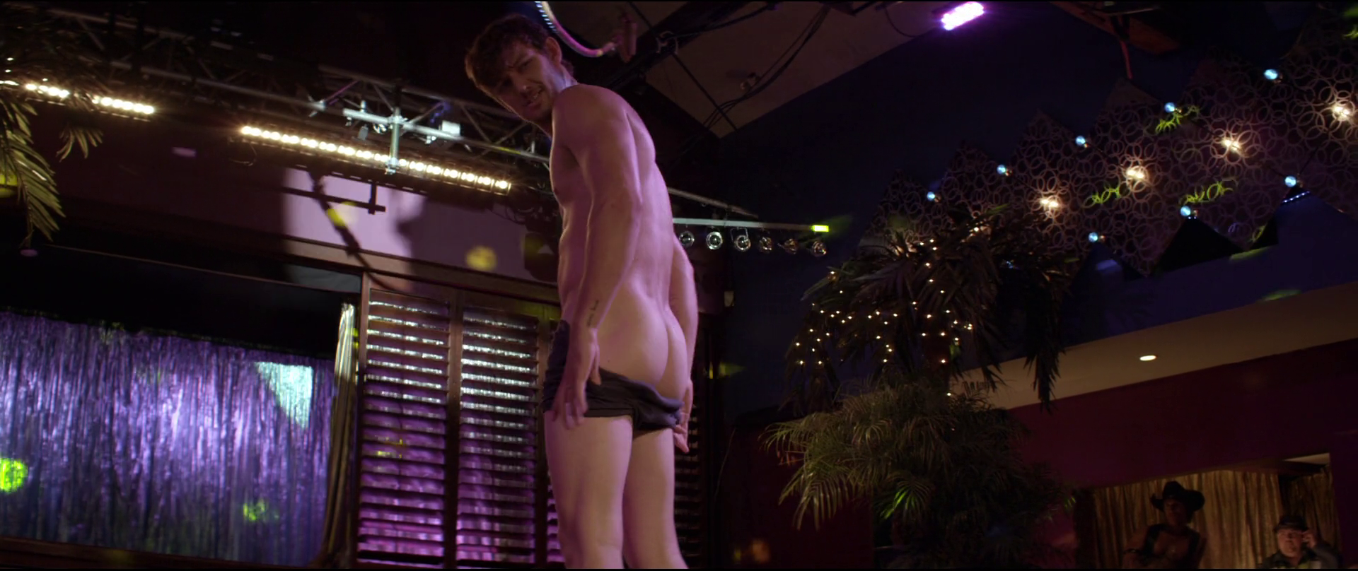 American pie naked mike